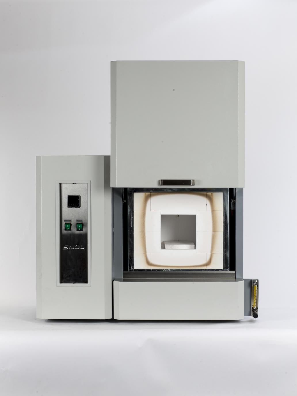 Laboratorie ovne til termisk behandling og varmebehandling, høj temperatur.